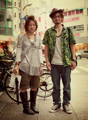 I've seen so many cute couples like this...: Streetfashion, Japanese Street Fashion, Fashion Japanese, Japan Street Fashion, Japanese Fashion, Fashion Streetstyles, Japan Fashion, Japanese Street Style 2 Jpg, Japanese Street Styles
