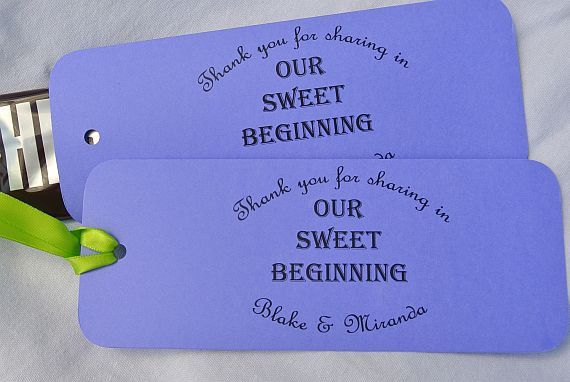 Wedding Candy Wraps | Hershey Bar Holders | Wedding Favors | Purple Wedding | Fall Wedding | by abbey and izzie designs