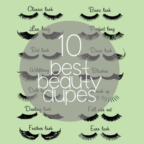 10 Best Beauty Dupes
