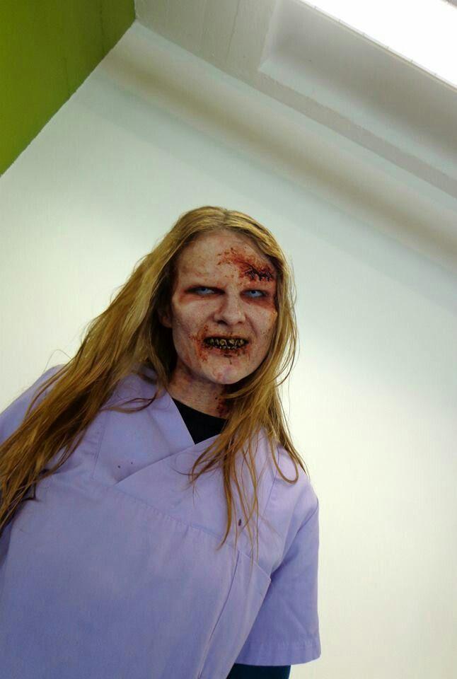 Make up by www.sfx-maskenbildner.de