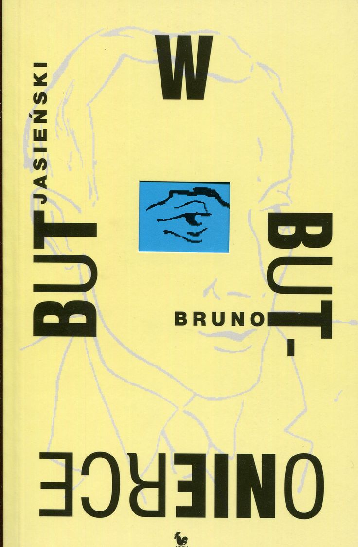 """""""But w butonierce"""" Bruno Jasieński  Cover by Andrzej  Barecki Published by Wydawnictwo Iskry 2006"""