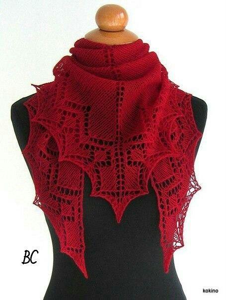 143 best Crochet Scarf images on Pinterest
