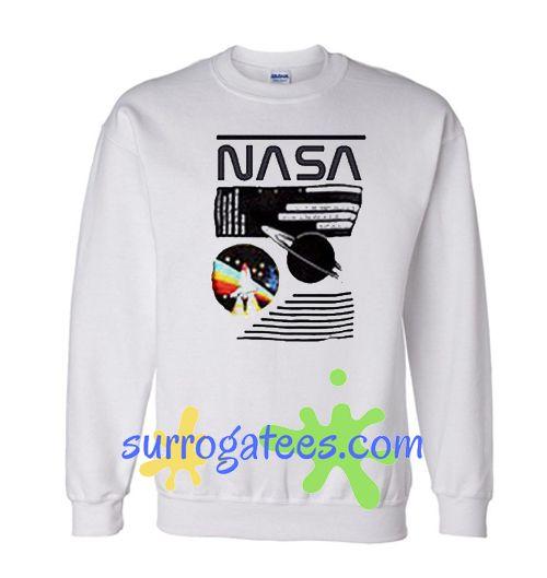 Nasa Rocket Sweatshirt