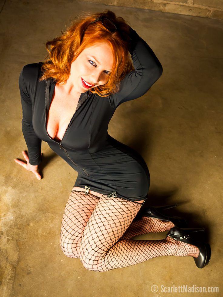 Scarlett Madison Pinup Girl