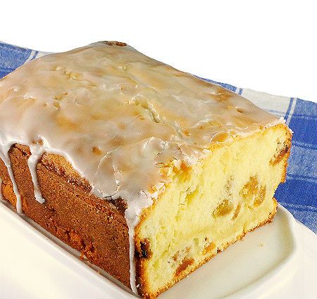 ... Pinterest | Sour cream pound cake, Blueberry bread pudding and Glaze