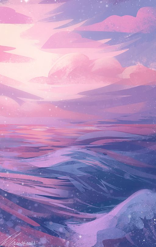 zandraart my aesthetic pastel wallpaper cute pastel
