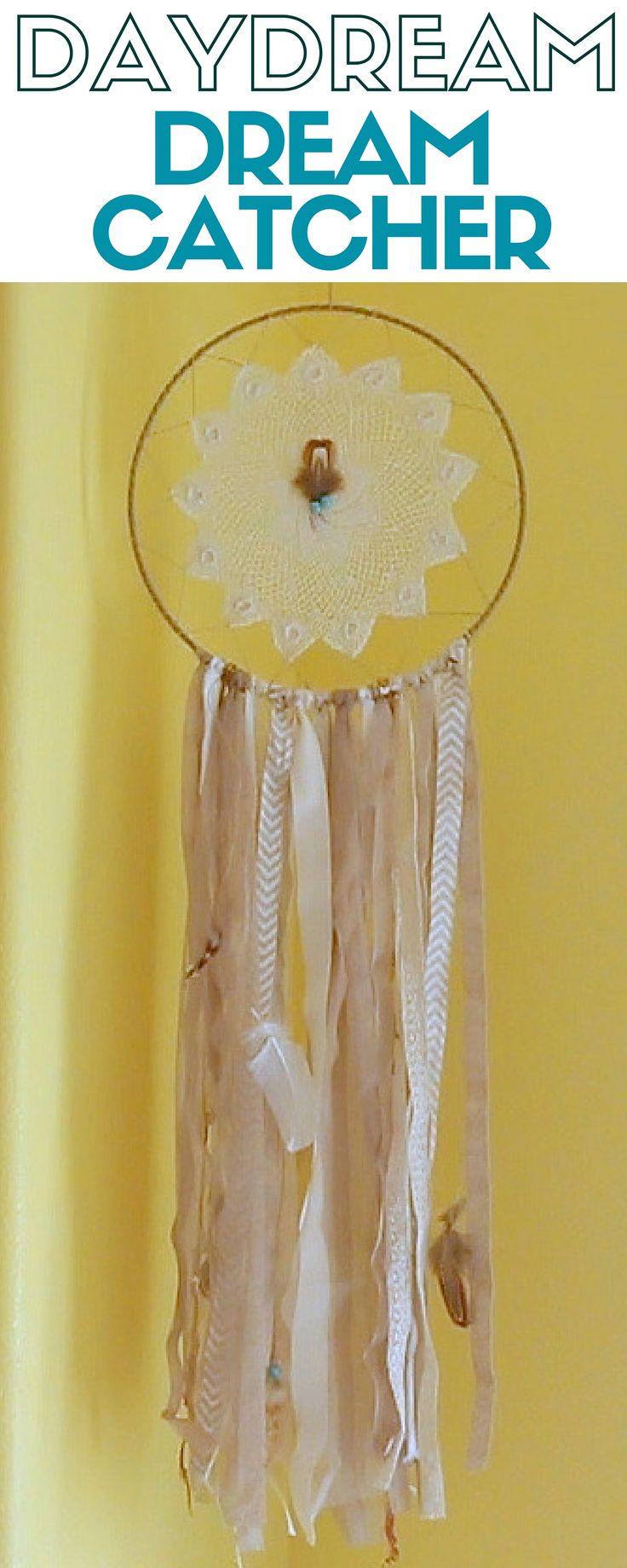 187 best diy wall art images on pinterest craft stores diy wall diy dream catcher decor amipublicfo Choice Image