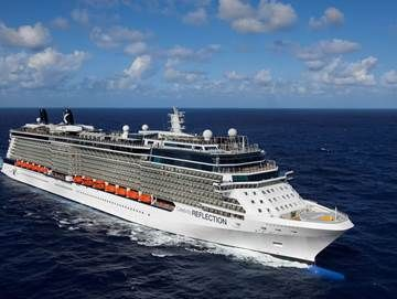 Barco Celebrity Reflection - Celebrity Cruises INFO Y RESERVAS: http://www.crucerostransamerica.com/