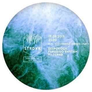 Deepologic Live @Stredavka @Tabačka Košice 19.08.2015