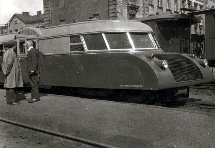 Luxtorpeda, Krakow, 1930s | Flickr - Photo Sharing!