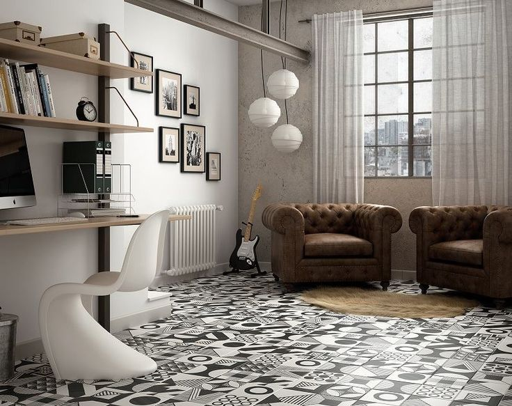 Art Black & White Patchwork tiles are now available on special order at Tileflair. As they are not available off the shelf, they offer a niche design that you will not see in many places. Art tiles are suitable for the wall and floor and will withstand heavy traffic areas such as hallways and kitchens. The striking designs will make a real statement in your home, whether it's a small area or on the whole floor. https://www.tileflair.co.uk/product/art_black_and_white_patchwork