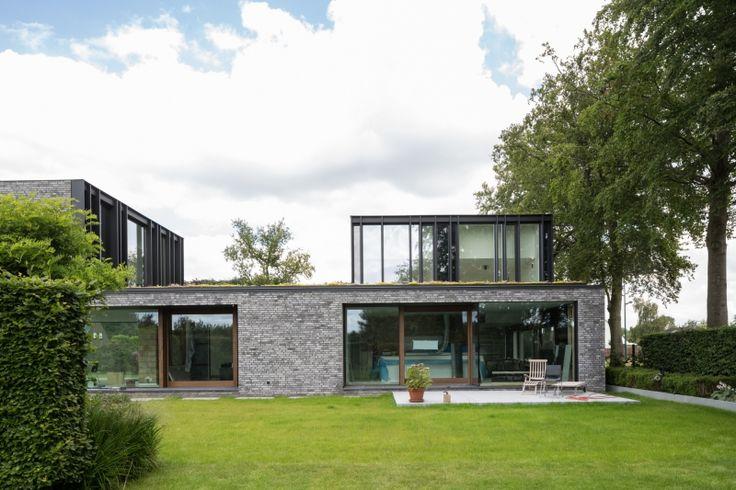 reconversion house VH | aalter - CAAN Architecten / Gent