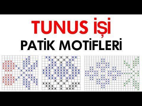 Baştan Sona Tunus İşi Patik Nasıl Yapılır? (Anlatımlı Video) | Pratik Yazar
