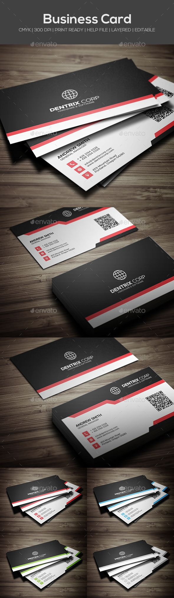 The 155 best tarjetas images on pinterest business cards business corporate business card colourmoves