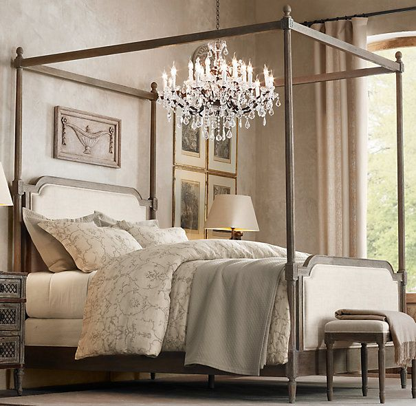 Italian Vintage Trellis Print Bedding Collection Love This Room Find Pin And More On Four Poster Beds