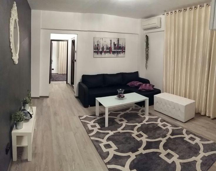 Am placerea sa va prezint spre inchiriere un apartament de 2 camere confort 1 , semidecomandat , situat la etajul 1 din p+ 4 situat in zona Dorobanti Beller in apropiere de transport public, piata ,magazine , cafenele, pub-uri, parcuri. Imobilul, in suprafata utila de 60 mp este semidecomandat,...