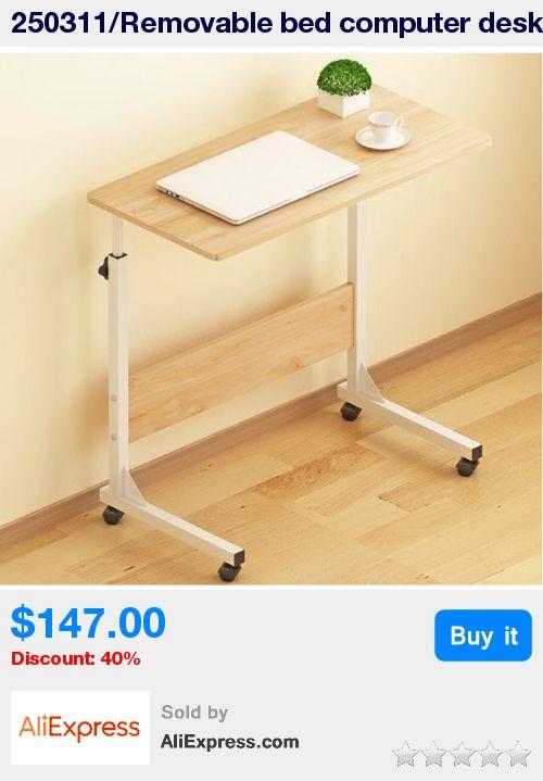 250311/Removable bed computer desk /Lazy simple desk /lift folding table/Paint steel pipe/Multi - functional design * Pub Date: 22:29 Jul 13 2017