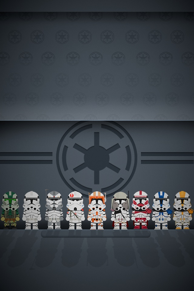 A New Wallpaper For You Fine Folks Enjoy Apple Paper Star Wars