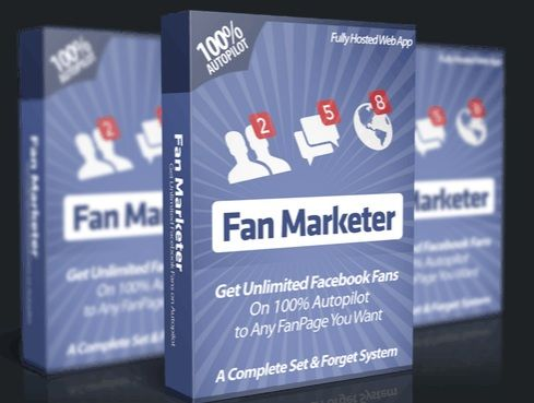 Fan Marketer Review - Must have software that gets you unlimited facebook fans to any FanPage on 100% atopilot - new fanpage goes from 0 to 3000 fans in 3 weeks!