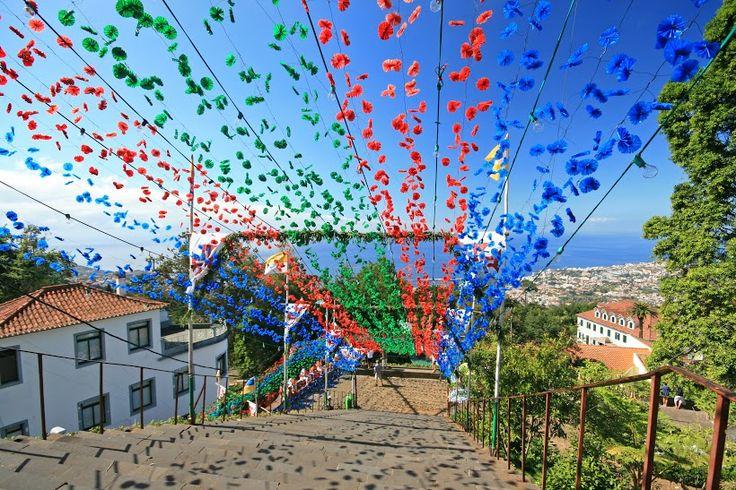 #Descubre la belleza de la capital de #Madeira --> #Funchal y diviértete. #Viaja con #Despegar #vuelos #viajar #blog #despegar