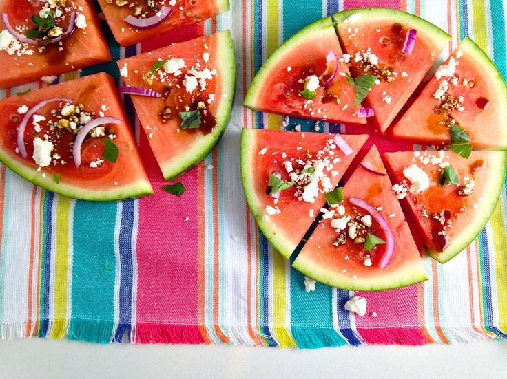 21 Healthy Summer Appetizers. Have your party and your bikini body, too.
