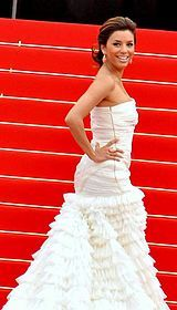 Eva Longoria at the 2010 Cannes Film Festival.