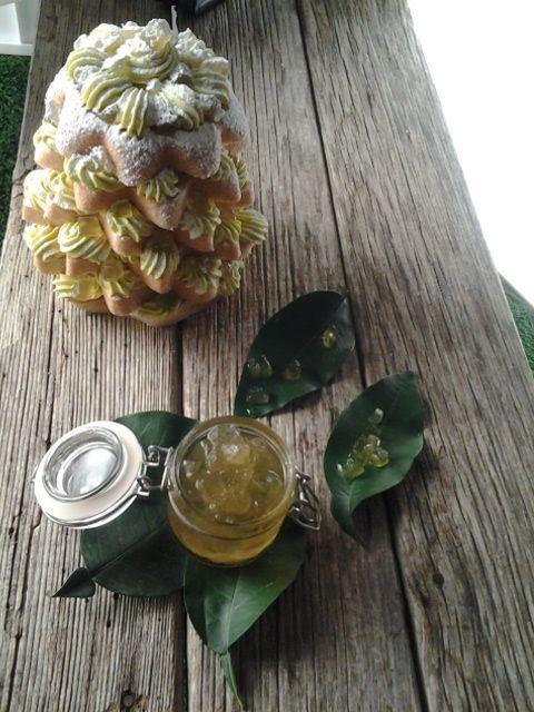Pandore & frutta candita Omar Busi per Giuso