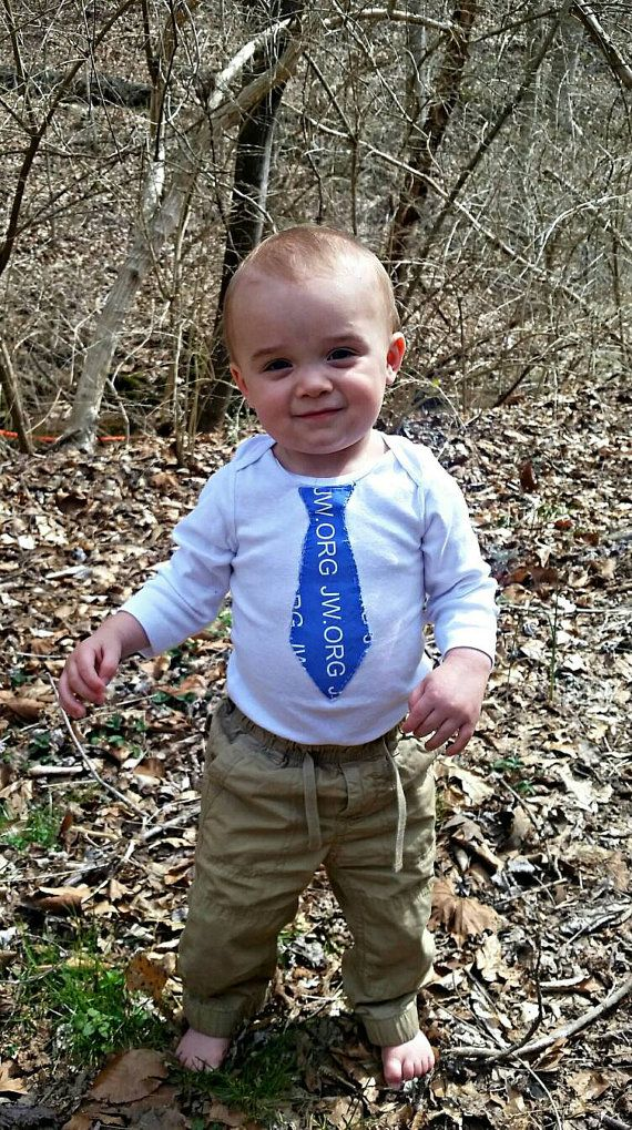 Jw.org-Jw tie JW necktie JW-Necktie applique by ClassyandCluttered