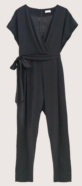 Gorman black jumpsuit