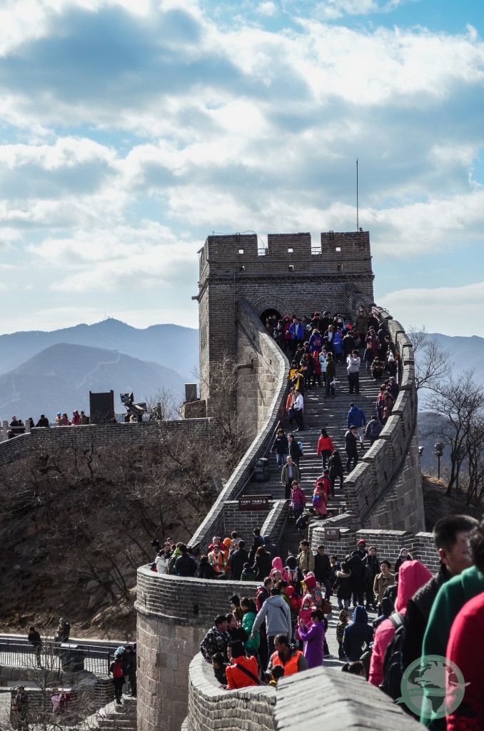 The great wall of China  #china #beijing #photography #scenery #landscape #travel