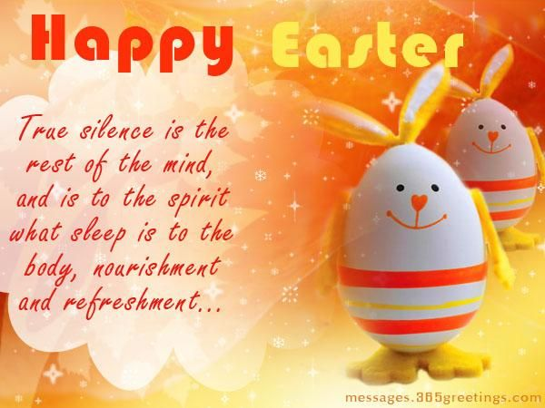 Easter Greeting Card Messages, Wordings and Gift Ideas