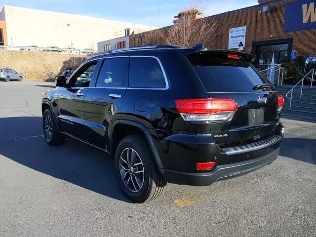 2017 Jeep Grand Cherokee Limited 4x4 W Luxury Group Ii 2017