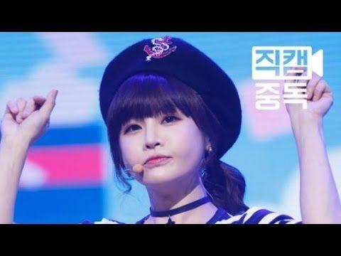 [T-ARA | BORAM] Mnet Fancam 티아라 보람 직캠 완전 미쳤네 So Crazy @엠카운트다운_150820 150101 EP.73