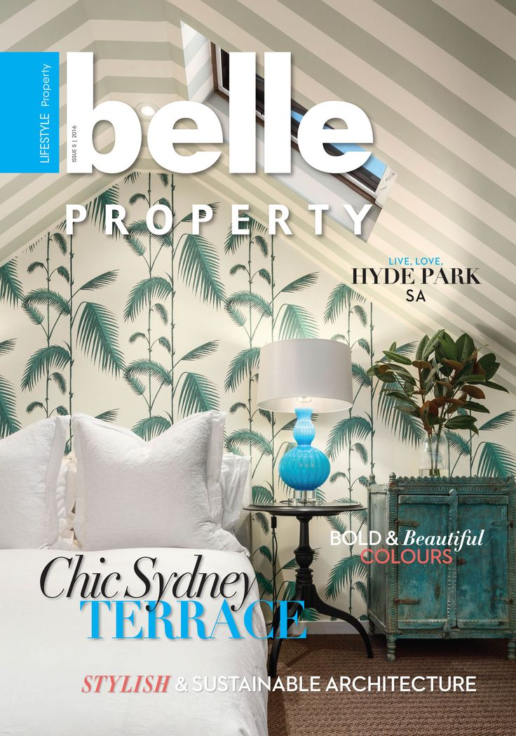 Belle Property Magazine, Issue 5, 2016