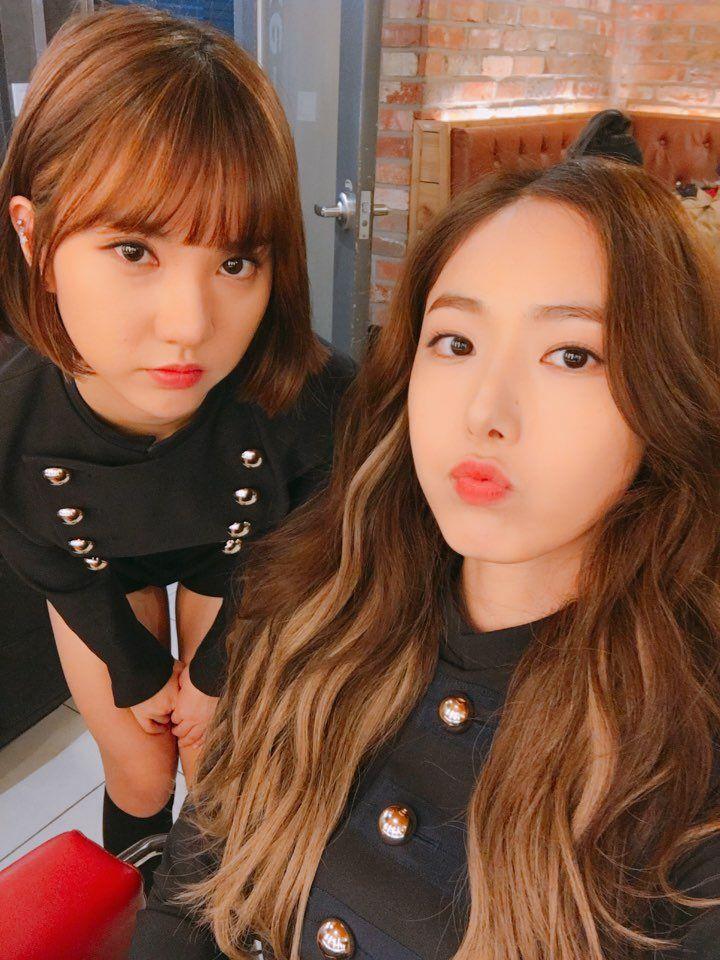 Eunha & SinB