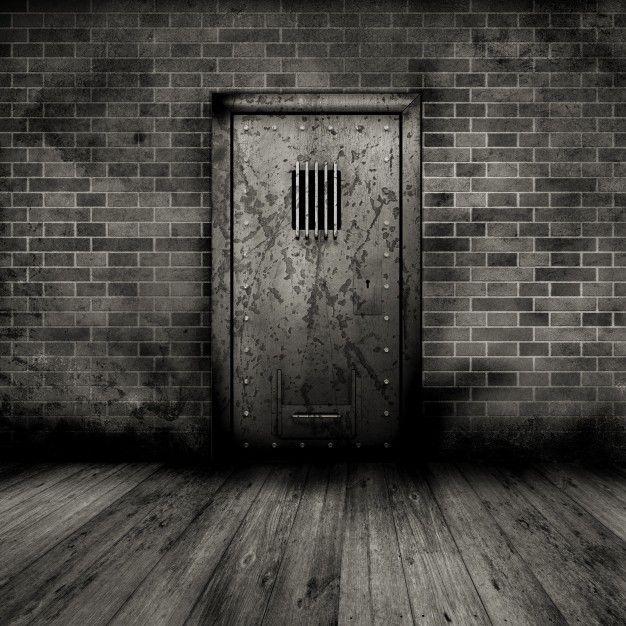 Jail Room Background 1