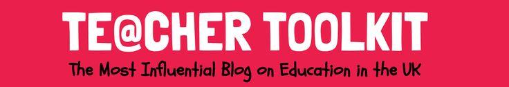 21 Great Education Bloggers of 2015 and 2016 | @TeacherToolkit