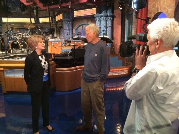 'I doubt anybody will ever see me again,' @Letterman tells Jane Pauley. #CBSSunday