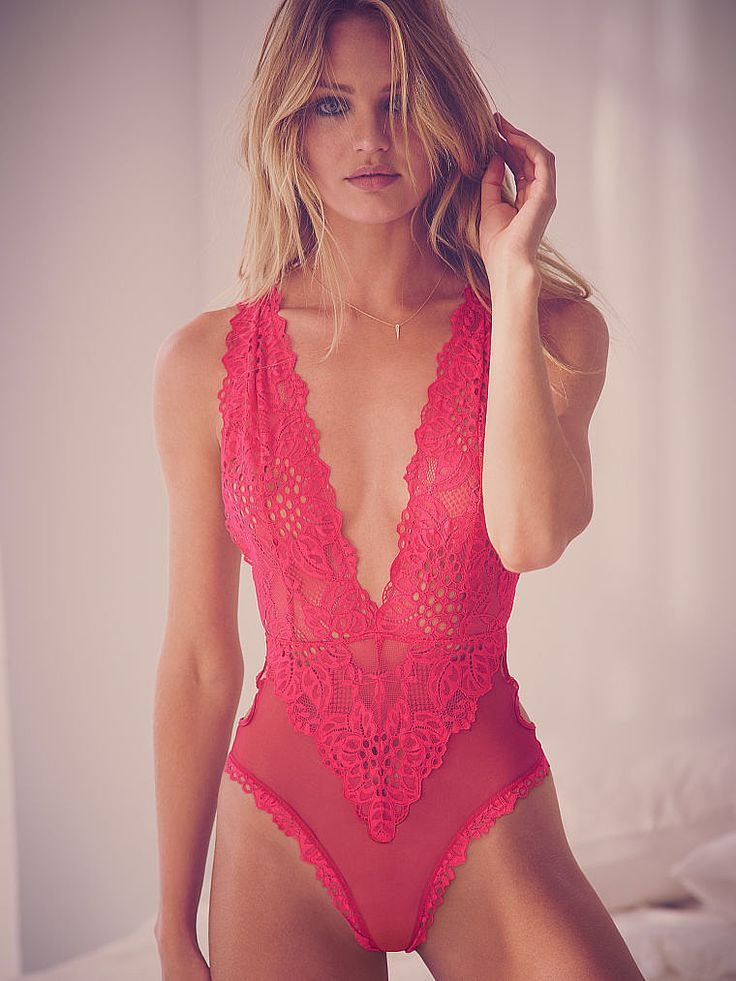 When it comes to Valentine's Day lingerie, how hot can you handle?