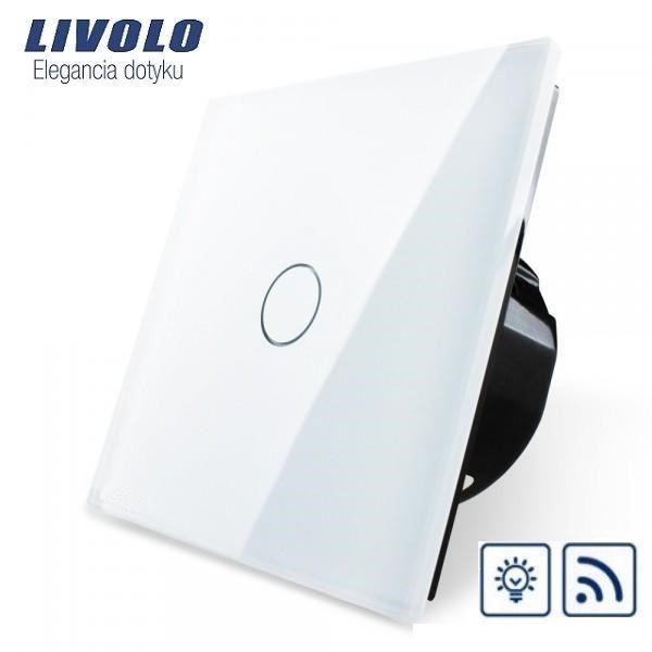 Stmievač Livolo dotykový diaľkový