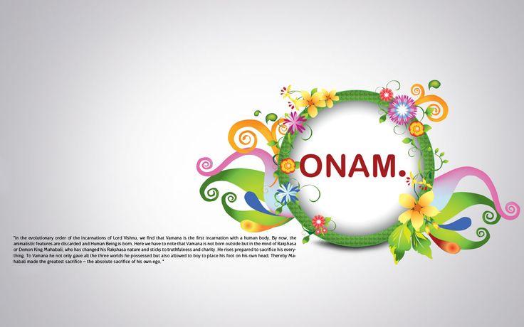 Happy Onam 2013 Wallpapers in HD