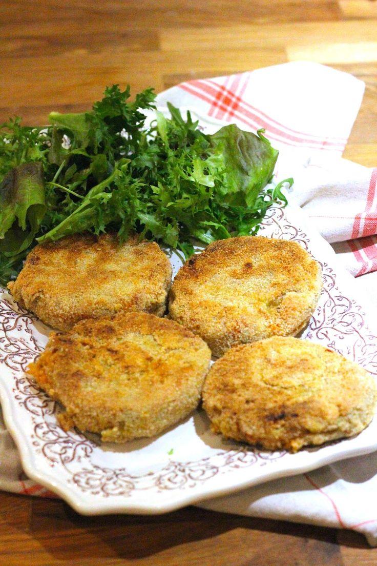 Fishcakes de Batata Doce e Atum