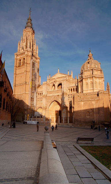 Cathedral of Saint Mary, Toledo, Spain