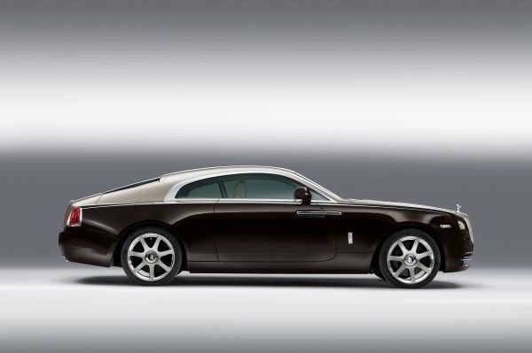 Rolls Royce Wraith debuts as the most powerful at Geneva 2013