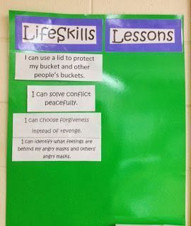 """The Responsive Counselor: Classroom Counseling Posters - """"I Can"""" statements for lessons"""