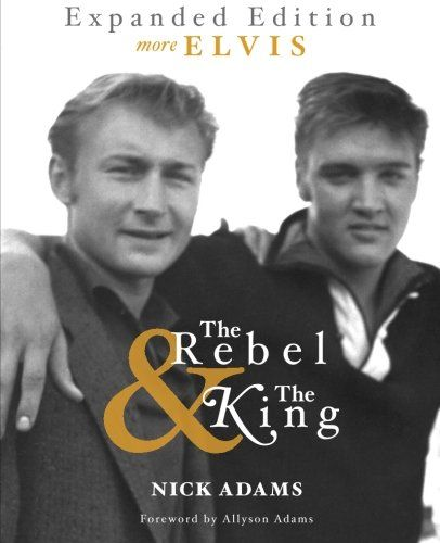The Rebel and the King by Nick Adams https://www.amazon.com/dp/0615693105/ref=cm_sw_r_pi_dp_x_ift6ybR36F03G