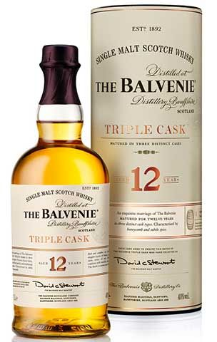 malt scotch whisky single malt whisky balvenie 12 yr old single barrel ...