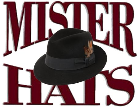 Mister Hats has updated our website to quickly view most of what we have to offer. Look for a cool hat. Check us out!