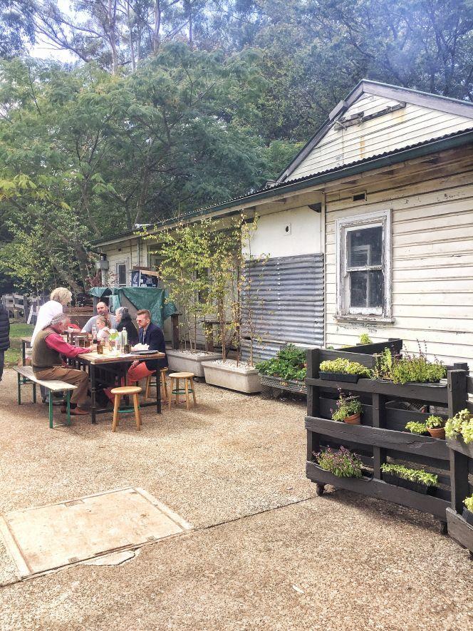 Piggery Cafe at Burnham Beeches #PiggeryCafe #BurnhamBeeches #ShannonBennett #Brunch #Dandenong