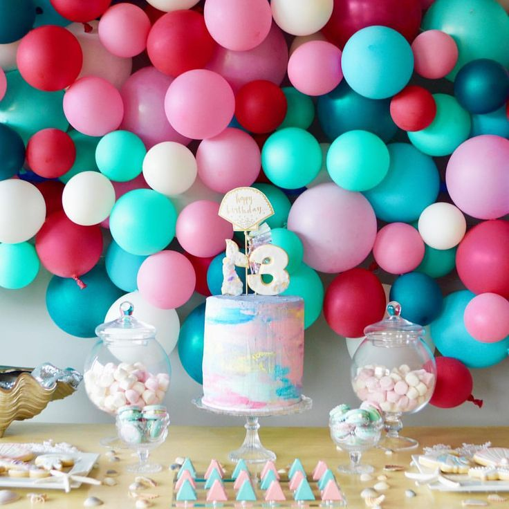 194 best Balloon backdrops and garlands images on Pinterest